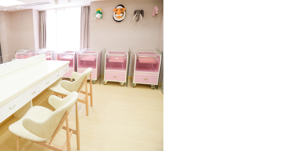 无菌托婴室